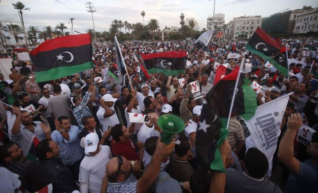 Debate: Libya's path to stability will be hampered by Egypt and Tunisia