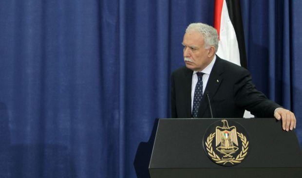 Palestinian FM warns Israel over settlement building
