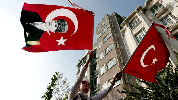 """Opinion: A Living Symbol of the """"Turkish Model"""""""