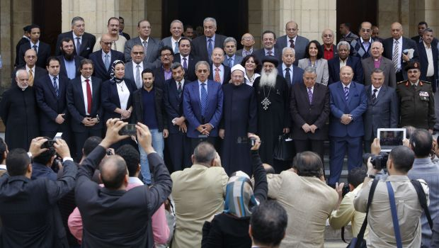 Egypt's constitutional panel holds final meeting