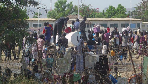 South Sudan hit by clashes for second day