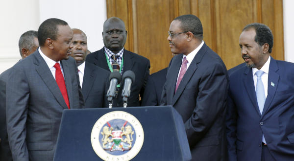 South Sudan government agrees to end hostilities