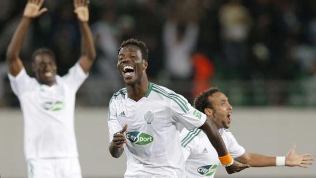 Soccer: Celebrations for Raja, Sadness for Aboutrika