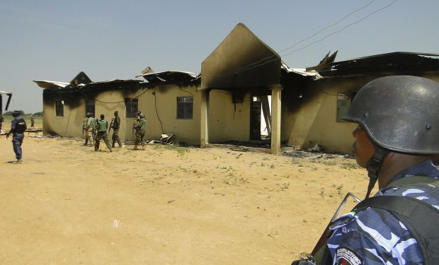 Nigeria says 70 killed in battle with Islamist group
