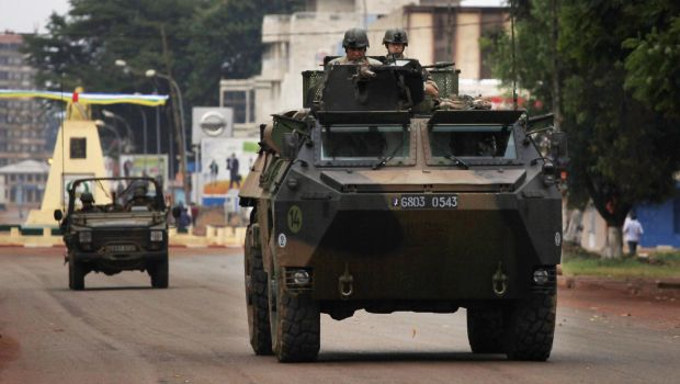 France launches mission to halt Central African Republic violence