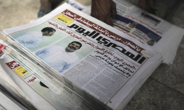 Al-Masry Al-Youm Founder: People will continue to read newspapers