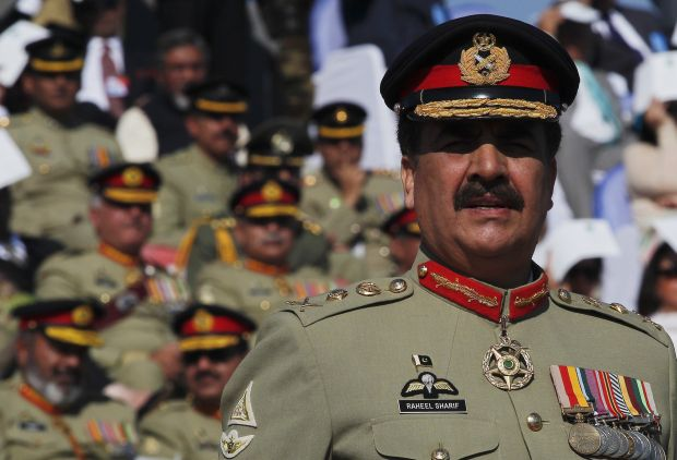 Pakistan Army Chief Raheel Sharif: A Key Strategist?