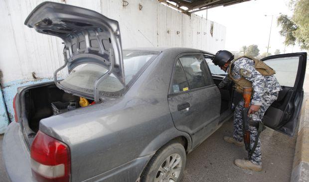 Iraq: Terror suspects escape from prison