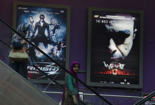 2013 gives Pakistani film industry new lease of life
