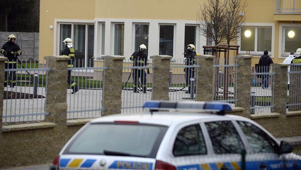 Czech police: Palestinian ambassador killed by blast at Prague home