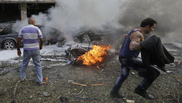Senior militant leader in Lebanon dead, say authorities