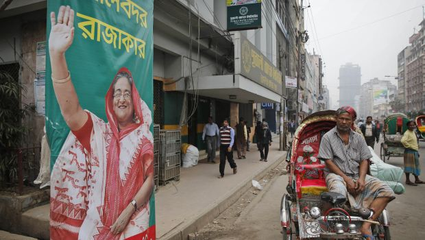 Bangladesh leaders vie for power after marred elections