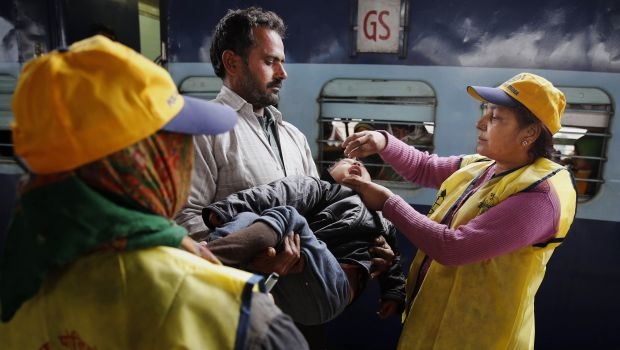 India breaks free of polio in boost to global immunization drive