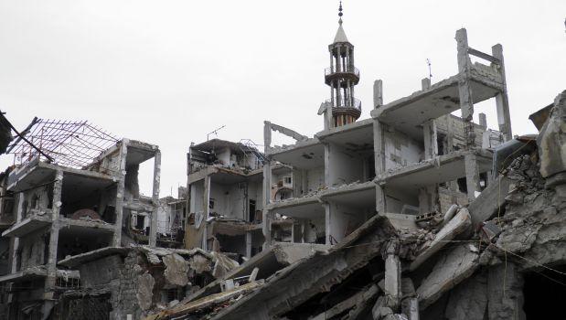 Deal on women, children in besieged Syrian city