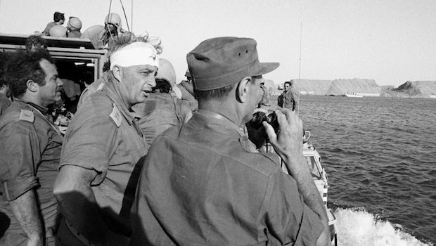 The Mixed Legacy of Ariel Sharon