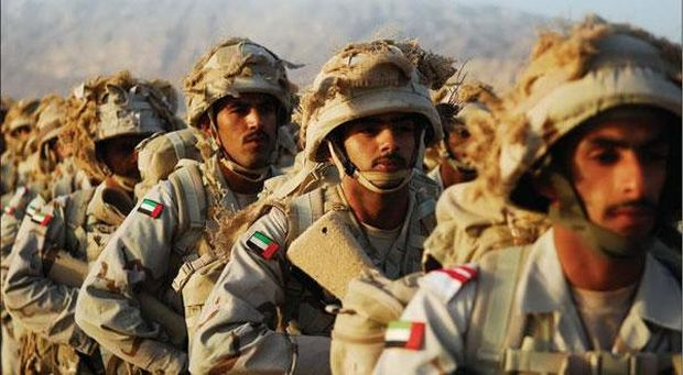 UAE plans mandatory military service for males