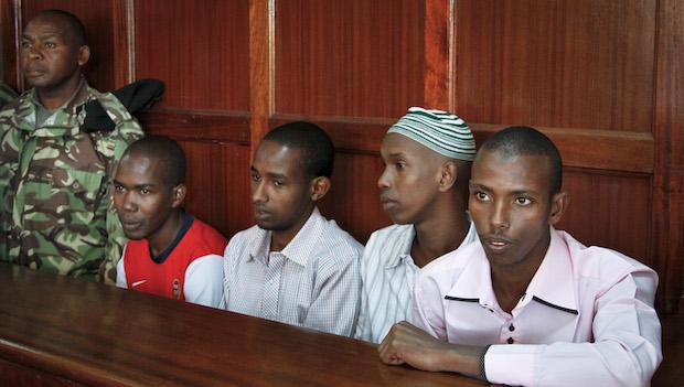 Somali militants moving into Kenya, official says