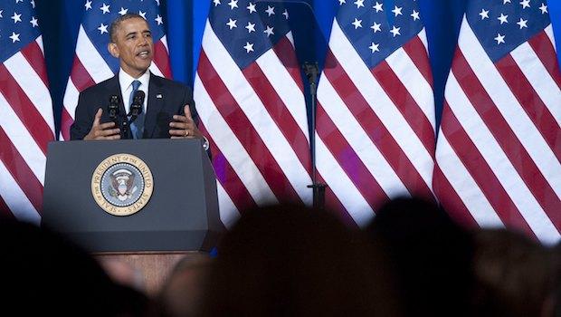 Obama announces limits on surveillance program