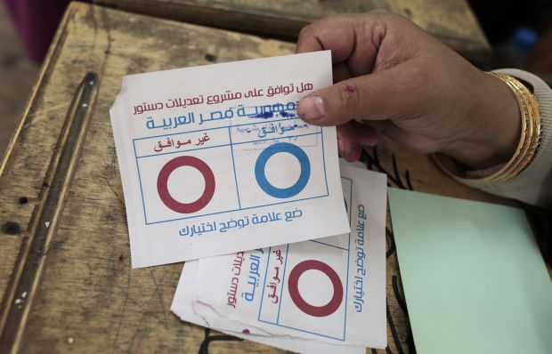 Opinion: After Egypt's Referendum