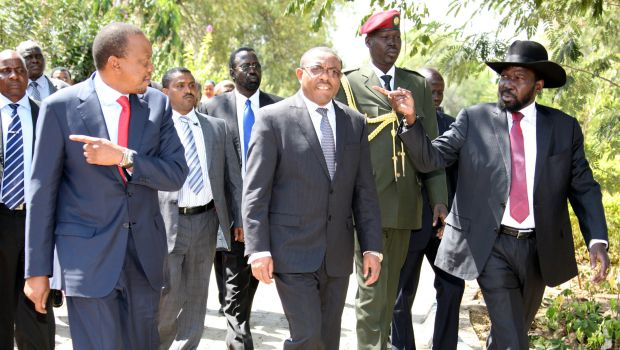 South Sudan peace talks delayed; need for agenda cited