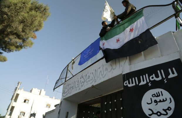 Syria: Rebels drive ISIS out of Aleppo
