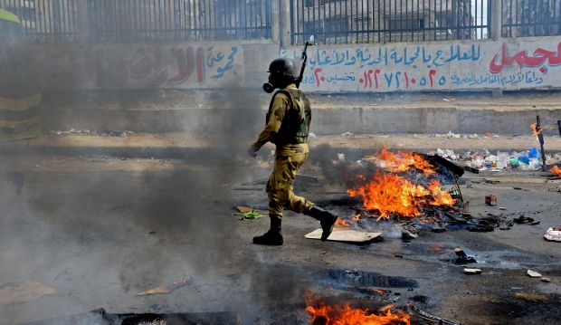 Egypt: At least 14 killed as clashes continue