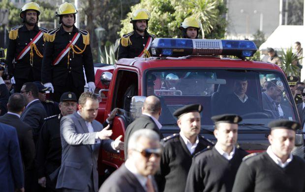 Egypt: Cairo pledges to confront terrorism