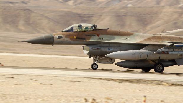 Israel airstrikes hit Lebanon–Syria border