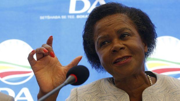 South African black leader scraps week-old electoral pact