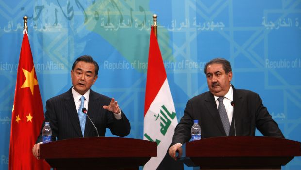 China joins race to arm Iraq