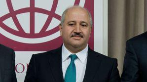 Jordan's Minister for Water and Irrigation Hazem Al-Nasir (AFP Photo/Nicholas Kammnicholas)
