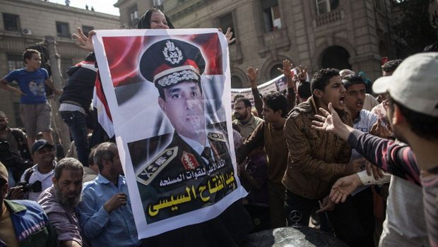 Debate: Egypt's other presidential candidates are only in the race to give it legitimacy