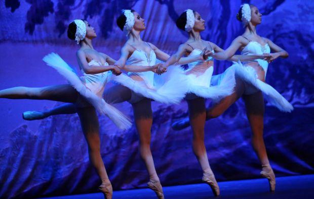 Kiev Ballet celebrates Erbil as Arab Tourism Capital