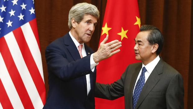 US, China see eye-to-eye on N. Korea, not on maritime disputes