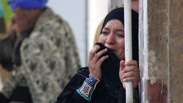 Egyptian judge to rule on mass death sentence