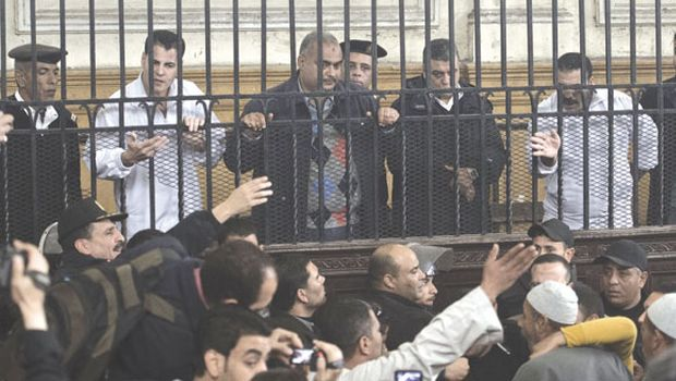 Egypt: Police officers jailed for murder of Khaled Said