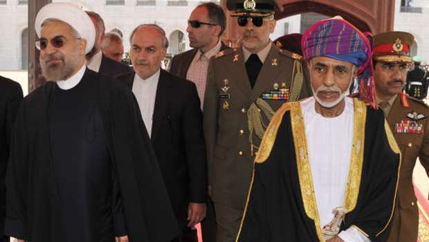 Rouhani pays first visit to Arab world with Oman trip