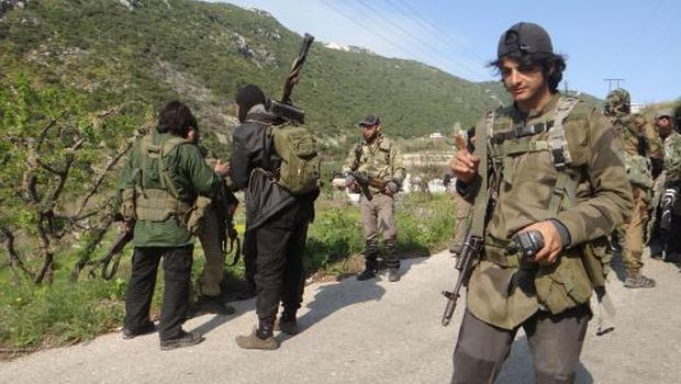 Syrian opposition advance in Latakia, say activists