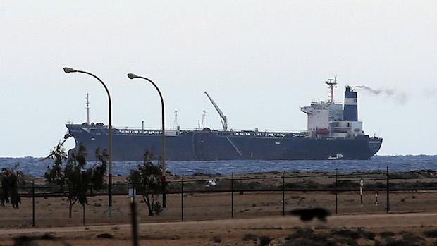 Libya plans captured oil tanker's fate