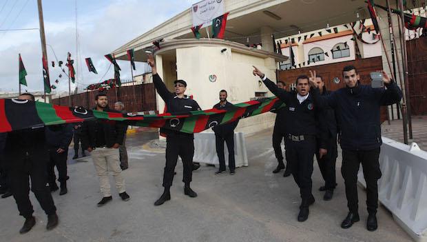 Libya: Celebrations in Tripoli as Saadi Gaddafi imprisoned at home