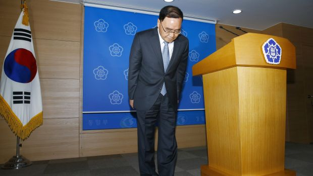 South Korean PM resigns over government response to ferry disaster