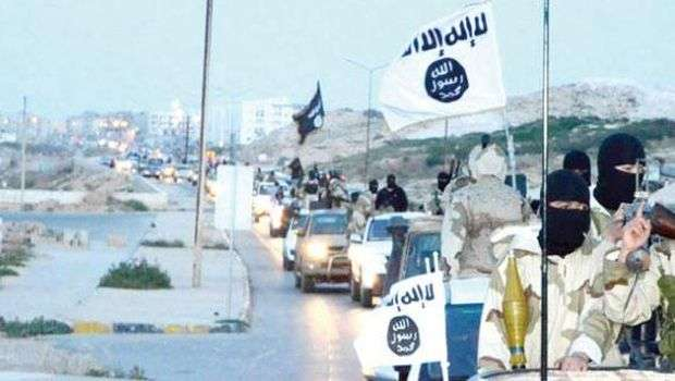 Al-Qaeda flags raised in Eastern Libya