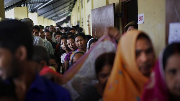 India begins world's largest election