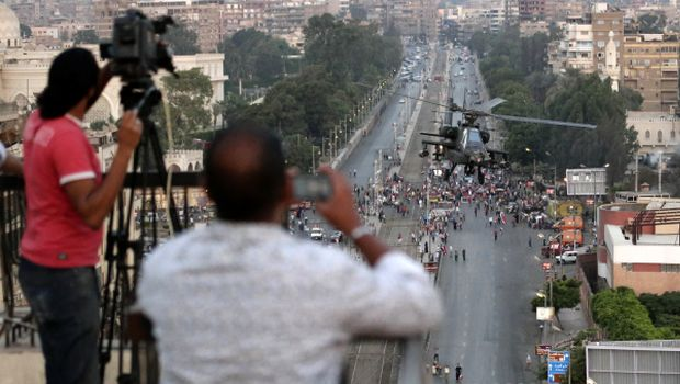 US temporarily resumes military aid to Egypt amid unrest