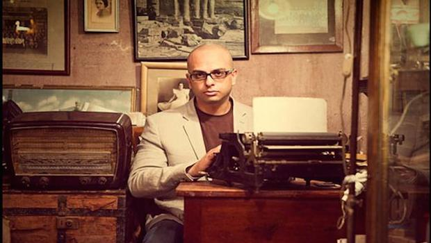 Egypt's bestselling author tackles social woes with a surrealist twist