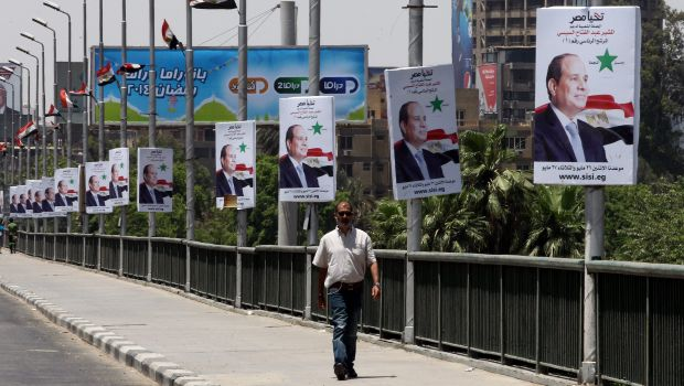 Egypt: Homemade bomb hits Sisi rally, 4 hurt