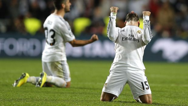 Soccer-Real fight back to triumph on another glory night
