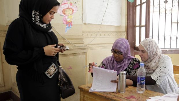 Egyptians vote on final day of elections