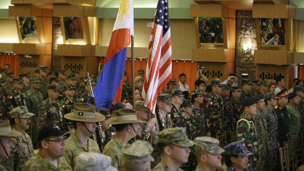 Philippines, US begin war games focusing on maritime threats