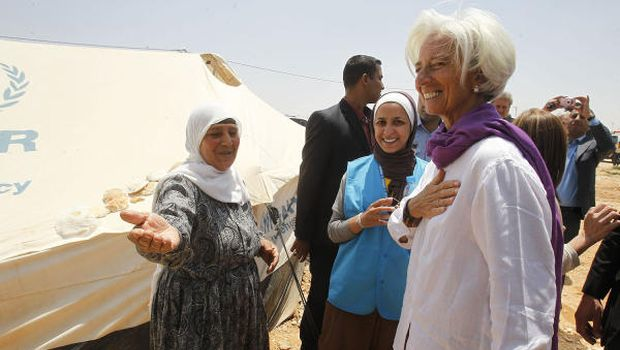 Lagarde: Arab countries cannot remain in transition forever